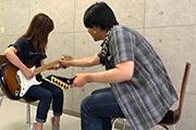 【写真3】シアーミュージック 秋田校