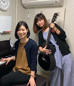 【写真1】シアーミュージック 府中校