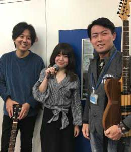 【写真1】シアーミュージック 八王子校