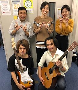 【写真1】シアーミュージック 枚方校