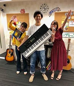 【写真1】シアーミュージック 伊丹校
