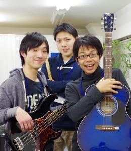 【写真1】シアーミュージック 吉祥寺校
