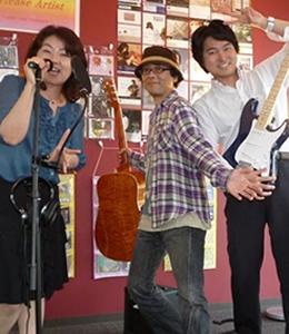 【写真1】シアーミュージック 熊本校