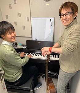 【写真1】シアーミュージック 倉敷校