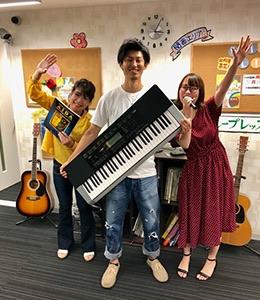 【写真1】シアーミュージック 草津校