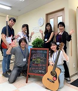 【写真1】シアーミュージック 中野校