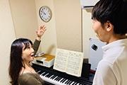 【写真2】シアーミュージック 中野校