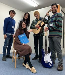 【写真1】シアーミュージック 大井町校