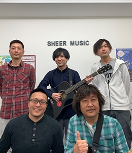 【写真1】シアーミュージック 新横浜校