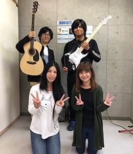 【写真1】シアーミュージック 高崎校