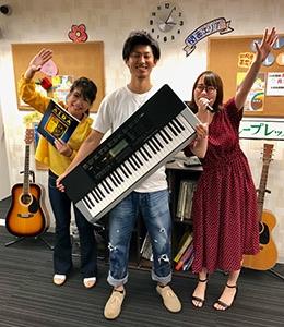 【写真1】シアーミュージック 豊中校
