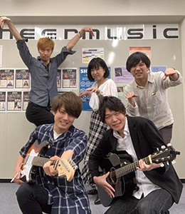 【写真1】シアーミュージック 鶴見校